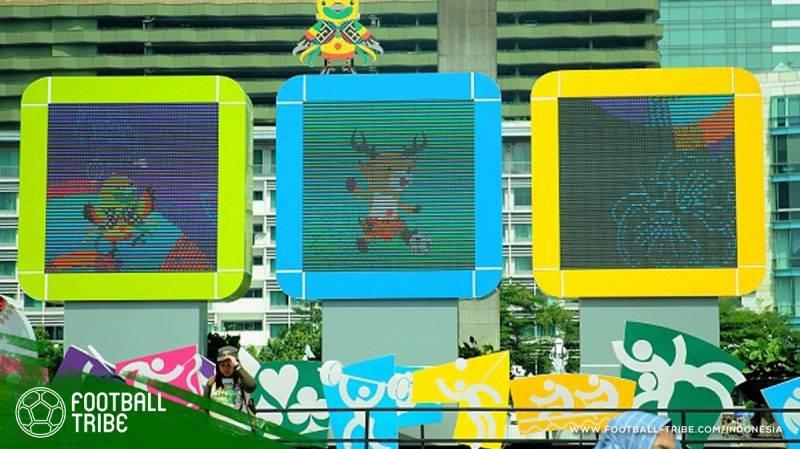 Undian Asian Games 2018