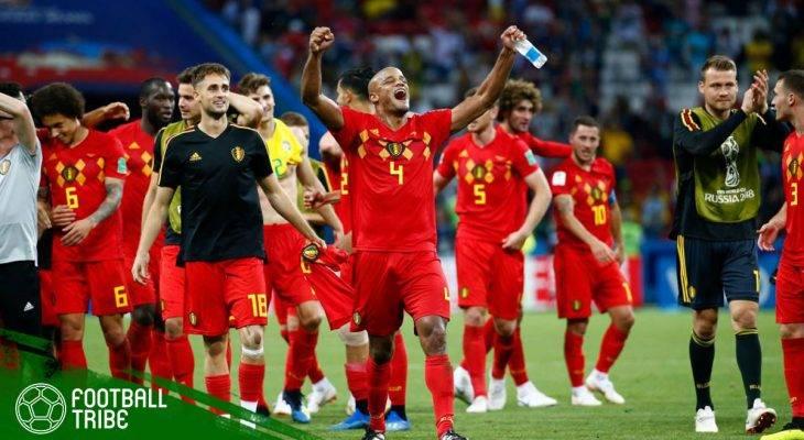 Belgia dan Sepuluh Pencetak Gol Berbeda