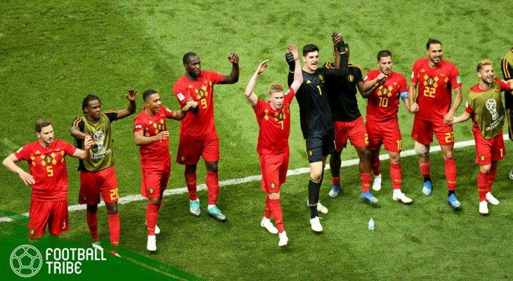 Piala Dunia 2018, Brasil vs Belgia: Pupusnya Mimpi Hexacampeonato untuk Selecao