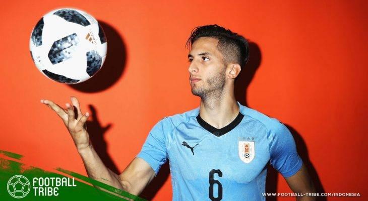 Sinar Terang Rodrigo Bentancur di Piala Dunia 2018