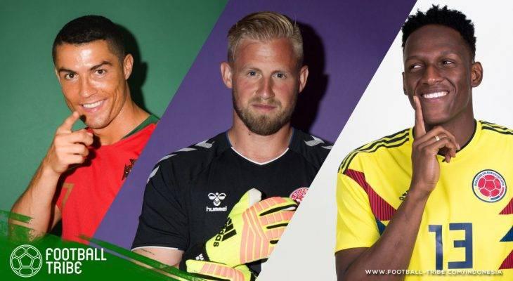 Best XI Pemain yang Sudah Pulang Kampung di Babak 16 Besar