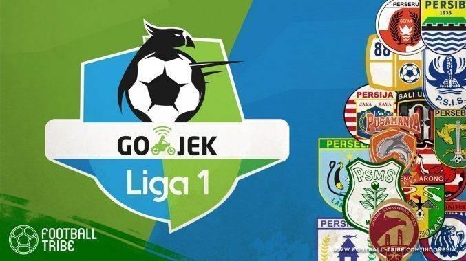 berakhirnya putaran pertama Go-Jek Liga 1
