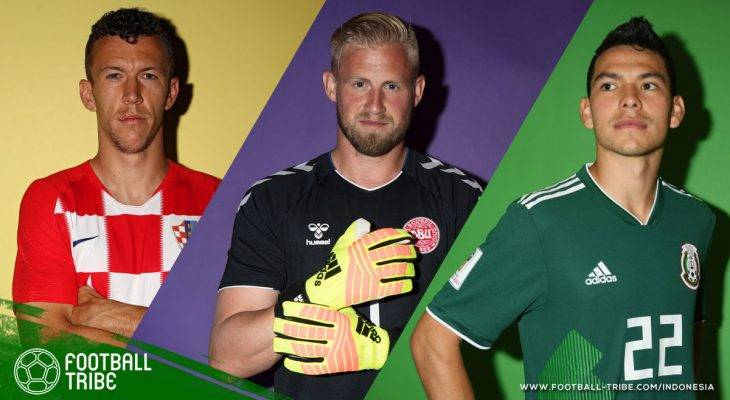 Mari Dibeli! Pemain-Pemain yang Sukses di Piala Dunia 2018!