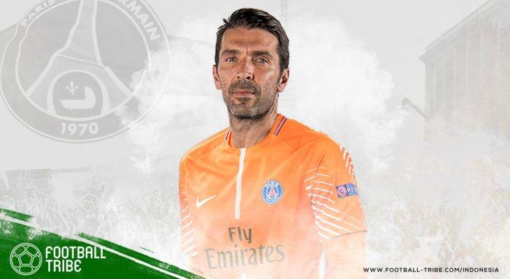 Mutualisme Paris-Saint Germain dan Gianluigi Buffon