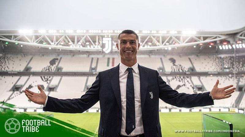 Profesionalitas Ronaldo