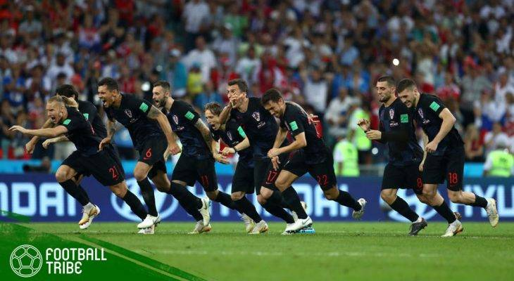 Piala Dunia 2018, Rusia vs Kroasia: Keberuntungan di Adu Penalti yang Bawa Kroasia Hampir Samai Pencapaian 1998