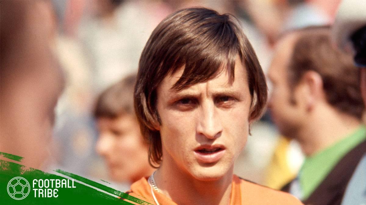 Johan Cruyff, Seorang Filsuf di Lapangan Hijau