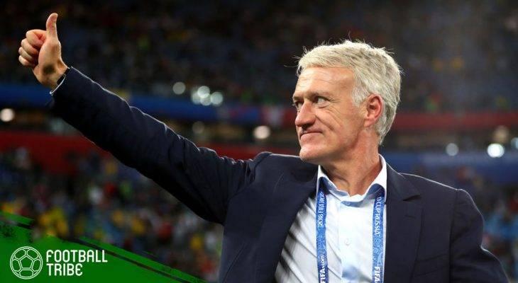 Apapun Hasil Prancis di Final Piala Dunia 2018, Didier Deschamps Layak Mendapat Pujian Setinggi Langit