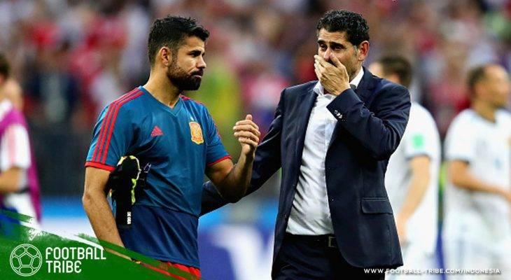 Diego Costa Sudah Mewanti-wanti Fernando Hierro Mengenai Penalti Koke