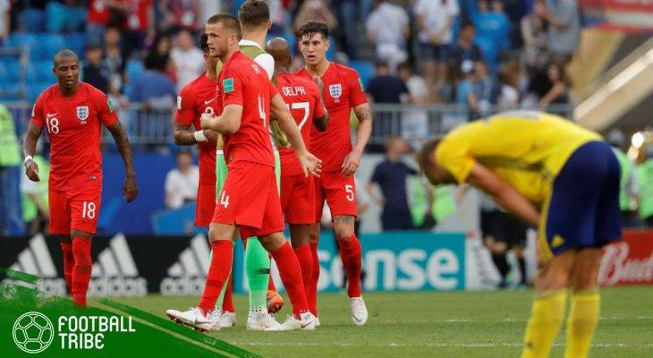 Hasil Perempat-Final Piala Dunia 2018 (7-8 Juli): Inggris Tapaki Semifinal Setelah 28 Tahun, Kroasia Ulangi Sejarah 1998
