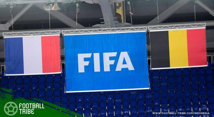 Jadwal Pertandingan Piala Dunia Hari Ini : Semifinal – Prancis vs Belgia (10 Juli 2018)