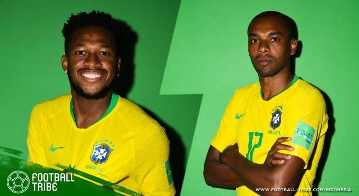 Casemiro Absen, Siapa yang Mesti Dipilih Tite: Fred atau Fernandinho?