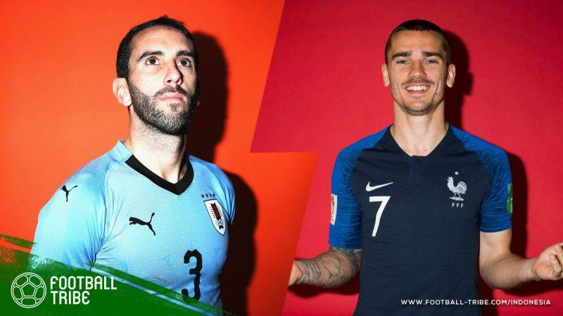 Uruguay dan Prancis