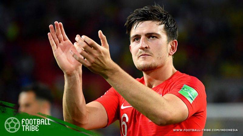 Keberadaan Harry Maguire