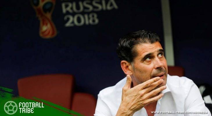 Fernando Hierro Memang Bukanlah Orang yang Tepat untuk Menangani Spanyol