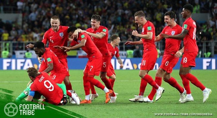 Hasil Piala Dunia 2018 Hari ke-20 (3-4 Juli): Efektivitas Swedia dan Sejarah Inggris di Adu Penalti