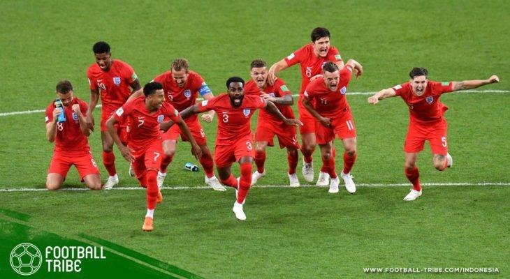 Kesuksesan Timnas Inggris dan Sumbangsih Empat Pelatih Liga Primer Inggris