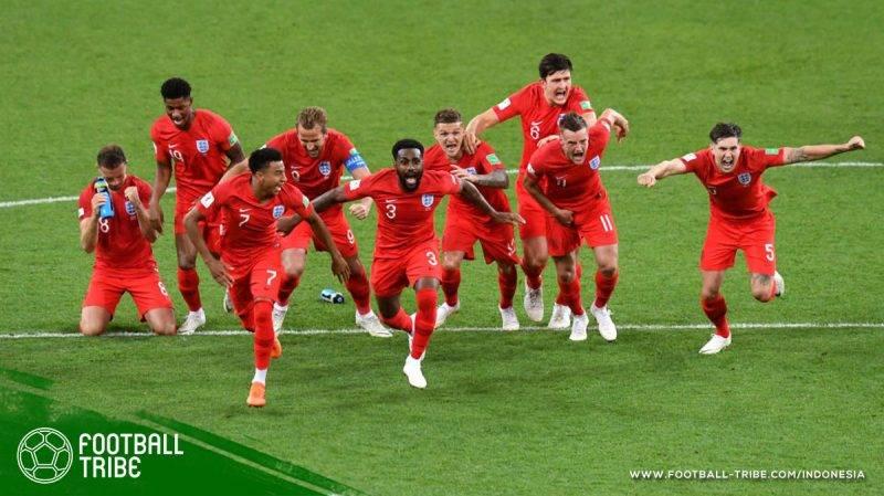 keberuntungan masih memihak Inggris