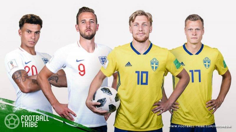 Swedia dan Inggris