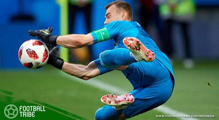 Igor Akinfeev yang Membuktikan Dirinya Lebih dari Sekadar Legenda Football Manager