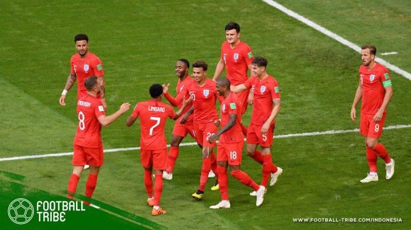 Inggris ke semifinal
