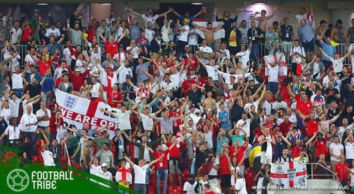 Galaunya Warga Inggris karena Perempat-Final Piala Dunia 2018 dan GP F1 Inggris