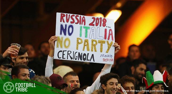 Berterima Kasih pada Italia dan Belanda di Piala Dunia 2018