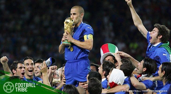 9 Juli 2006: Piala Dunia Keempat untuk Italia