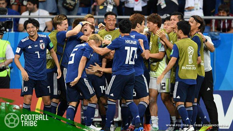 Jepang gagal melaju ke babak selanjutnya