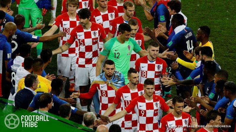Kroasia harus menunda impian mereka