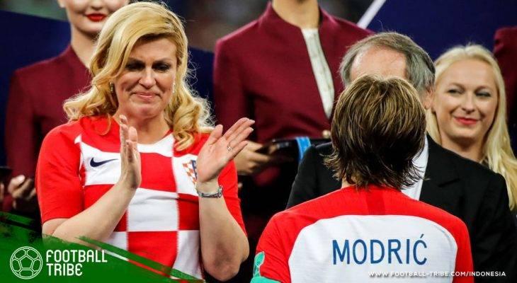 Mengenal Kolinda Grabar-Kitarovic, Presiden Kroasia yang Setia Temani Negaranya di Piala Dunia 2018
