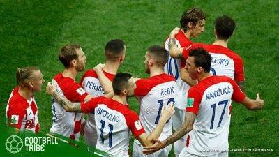 Kroasia Donasikan Hadiah Piala Dunia 2018