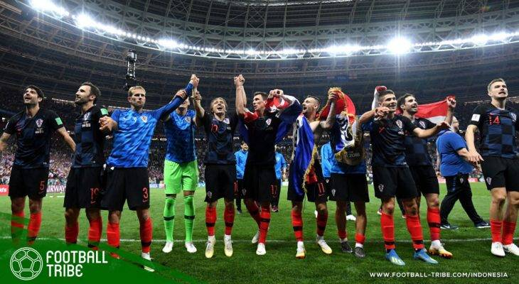 Kroasia yang Pada Akhirnya Berhasil Masuk ke Final Piala Dunia