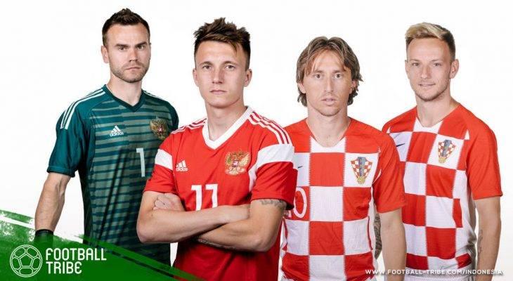 Prediksi Piala Dunia 2018, Rusia vs Kroasia: Nostalgia Uni Soviet dan Yugoslavia