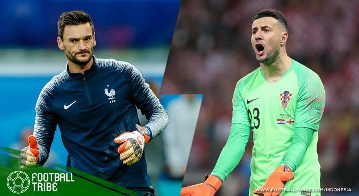 Semifinal Piala Dunia 2018: Panggung Megah bagi Para Kiper