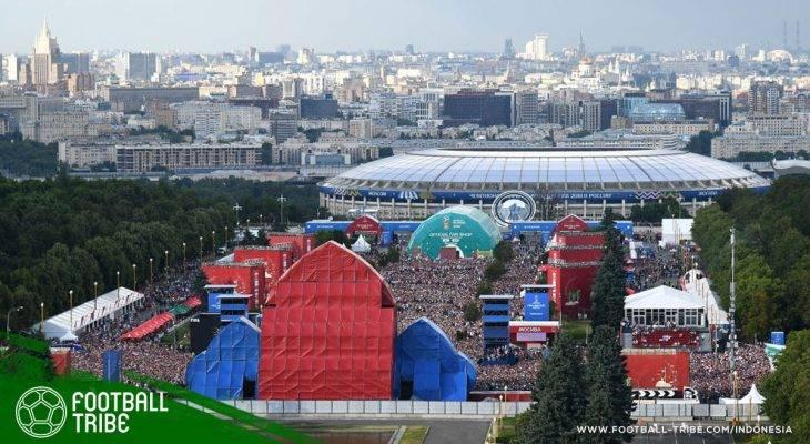 Luzhniki, Tempat Banyak Mimpi Terwujud