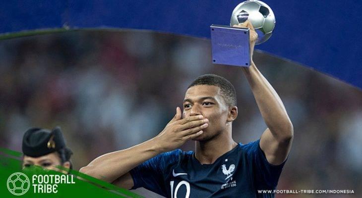 Kylian Mbappe, Remaja 19 Tahun yang Bawa Negaranya Jadi Juara Dunia