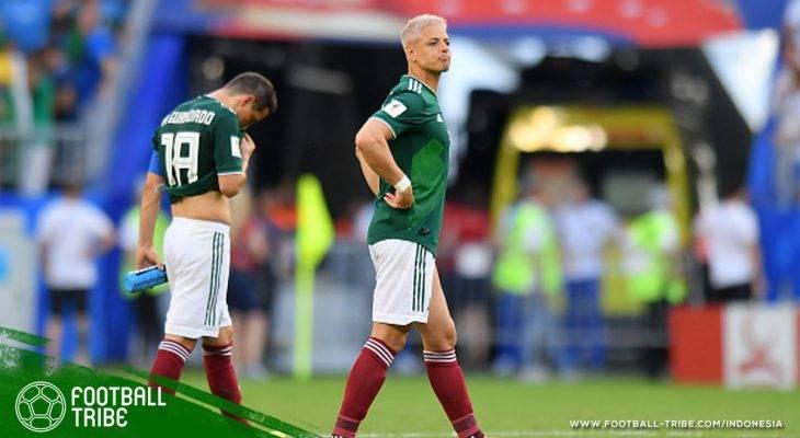 Meksiko yang Masih Menanti Laga Kelima di Piala Dunia