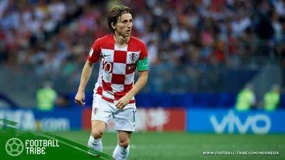 Tampil Hebat di Piala Dunia 2018, Luka Modric Jadi Nama Bayi di Peru