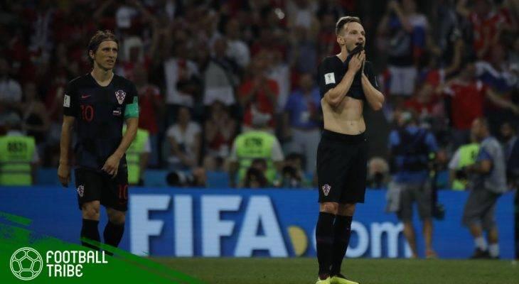 Ivan Rakitic dan Luka Modric: Para Pengungsi Perang yang Kini Menaklukkan Dunia