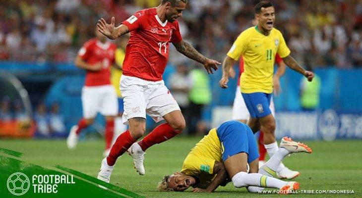 Gara-Gara Neymar, Bocah-Bocah Ini Terkapar di Lapangan