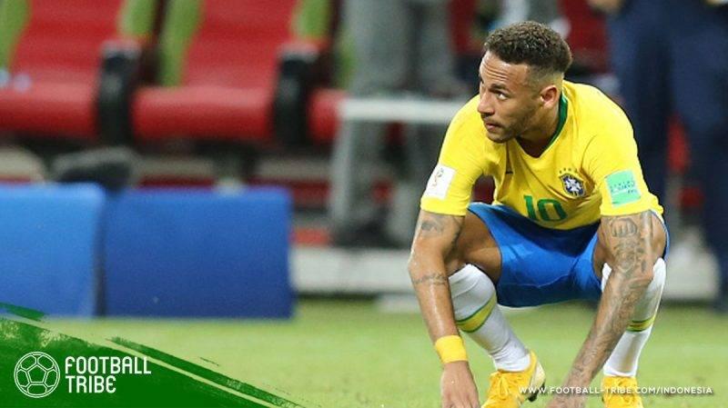 Brasil sudah tersingkir