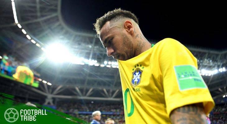 Hasil 8 Besar Piala Dunia 2018: Runtuhnya Tembok Uruguay dan Kuburan Brasil di Kazan Arena