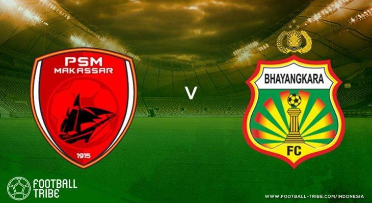 Bhayangkara FC vs PSM Makassar: Tentang Hasil Seri dan Perburuan Gelar
