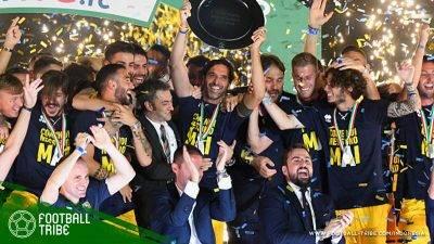 Tok! Tok! Parma Dijatuhi Hukuman Pemotongan Poin di Serie A Musim Depan
