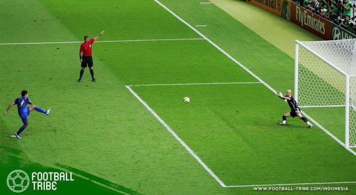 Deretan Adu Penalti Paling Menegangkan dan Berkesan di Piala Dunia