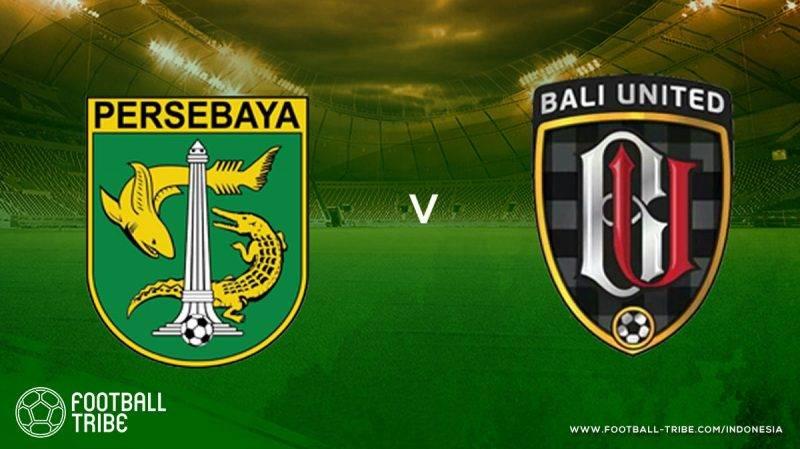 Persebaya Surabaya melakoni laga pekan ketiga belasnya Bali United harus menerima kekalahan