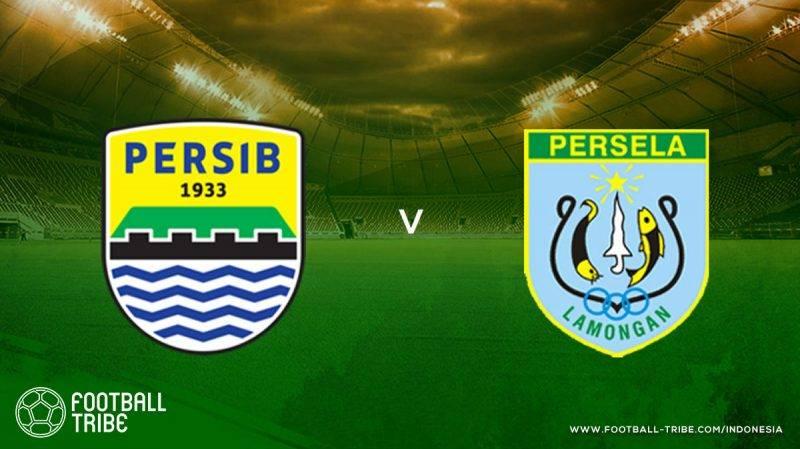 Persib Bandung kembali meraih hasil positif