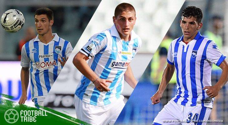 7 Mantan Pemain Pescara yang Mengguncang Eropa