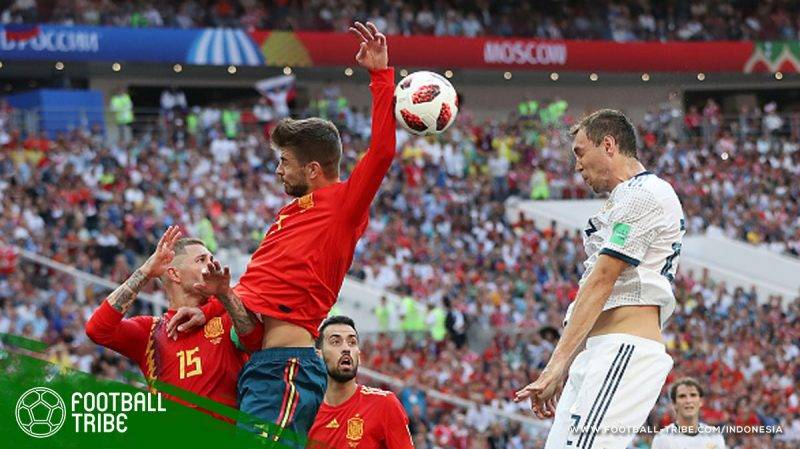 Handball Gerard Pique